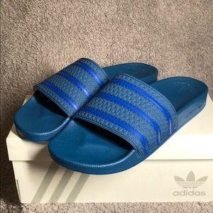 Adidas custom slides